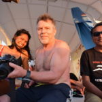 guests on liveaboard in Tubbataha