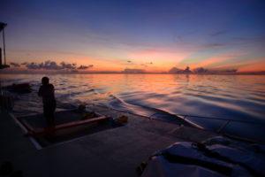 Tubbataha sunset