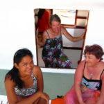 Ladies on board Sakura Liveaboard